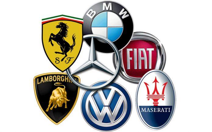 Significado De Logos De Autos Europeos Supercarros