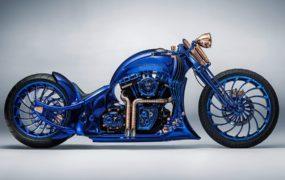 Conoce la moto más cara del mundo, valorada en 2 millones de dólares